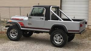 jeep scrambler lifted 1984 jeep scrambler w237 kissimmee 2017