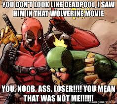 Deadpool Meme Generator - deadpool movie meme generator mne vse pohuj