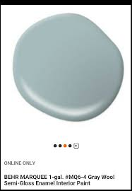 possible paint color gray wool by behr kitchen reno