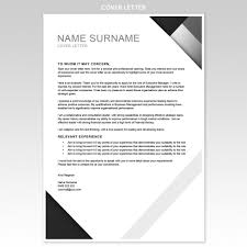 name this cover letter resume templates download one today u2013 executive resume templates