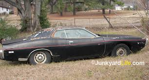 pictures of 1973 dodge charger junkyard cars cars barn finds rods and