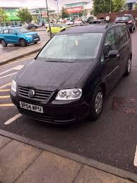 volkswagen touran 2007 for 7 250 00 uk cheap used cars