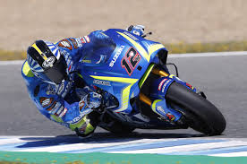 positive first day of testing for team suzuki ecstar at jerez