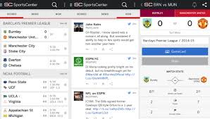 espn app for android the best sports news apps for android android central