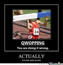Qwop Meme - olympic qwop by fingerling meme center
