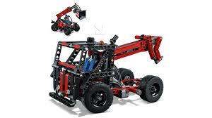 lego technic konstruktorius lego technic teleskopinis keltuvas 42061 funtastik