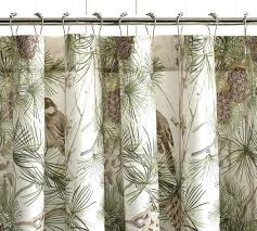Pine Cone Lace Curtains Pine Cone Curtains Curtain Valances Pine Cone Lace Shower Curtain