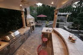 Outdoor Kitchen Faucet Award Winning Sizzling Outdoor Kitchen Michael Glassman U0026 Associates