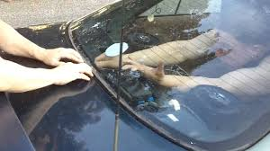 car door glass replacement how to take out a cars window on a junk car yourself youtube