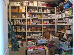 Shelf Reliance Shelves by Prepare Today Everything In Its Place Organizing The Storage Room