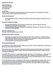 Car Salesman Resume Sample by An Audit Resume Is Quite Important To Learn As You Are About To