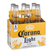 calories in corona light beer corona light beer 6 pack hy vee aisles online grocery shopping