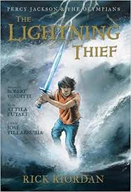 the lighting thief movie the lightning thief the graphic novel percy jackson the