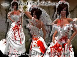 Dead Bride Costume Second Life Marketplace Dead Bride Costume Mesh All You Cann