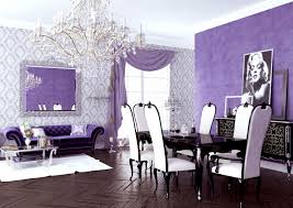 Purple Dining Rooms Beautiful Purple Living Room Chair Images Home Design Ideas