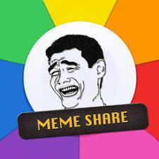 Custom Meme App - meme share post create custom meme sticker on the app store