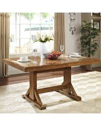 loon peak extendable dining table memorial day bargains on loon peak belfort extendable dining table