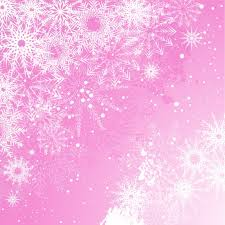 pink christmas snowy pink christmas background vector free