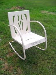 crosley furniture griffith metal chair sy steel construction
