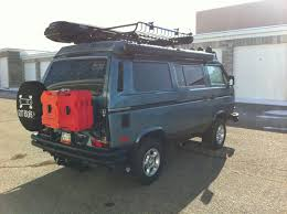 Westfalia Awning For Sale Thesamba Com Vanagon View Topic Post Your Roof Rack Setup