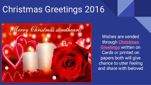 choose merry greetings for your loved one