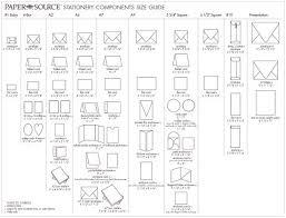 pliage diy envelope sizes envelopes and paper source