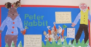 mr mcgregor s garden rabbit exles of kindergarten work skippers hill manor preparatory school