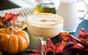 martini eggnog pumpkin spice martini vegan grain free one green planet
