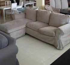 Ektorp Chaise Ektorp Two Seat Sofa And Chaise Longue U2013 Ukea Riyadh