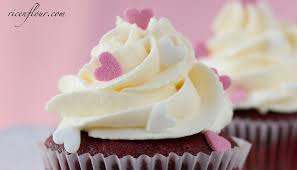 red velvet cupcake with cream cheese frosting recipe rice u0027n flour