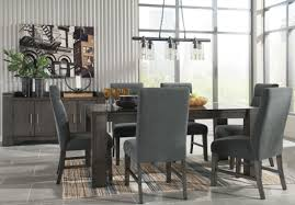 Grey Dining Room Furniture by Chansey Dark Gray Dining Room Server From Ashley Coleman Furniture