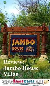review disney u0027s animal kingdom villas jambo house
