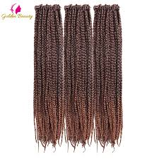 where can i buy pre braided hair golden beauty 18inch synthetic crochet box braids hair extensions