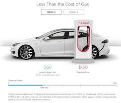 tesla introduces new supercharger cost estimator as it transitions