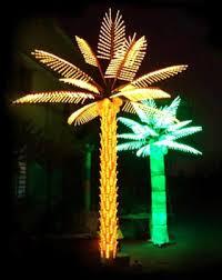 led trees yandecor