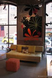 della robbia macy sleeper sofa jensen lewis new york furniture
