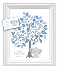 7 useful cookout baby shower ideas elephant theme book wall and