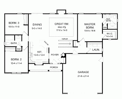 one floor house plans with basement imposing ideas one floor house plans floor plans with basement on
