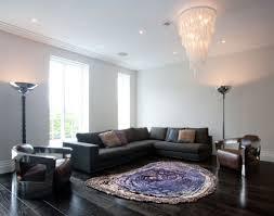 contemporary rug patterned wool silk tree trunk sonya winner