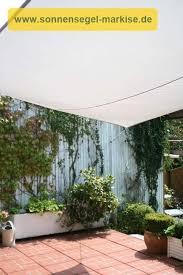 balkon regenschutz regenschutz terrasse seitlich zimerfrei idées de design