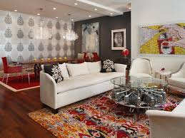 livingroom design color theory and living room design hgtv