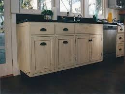 black distressed kitchen island black rustic kitchen cabinets two tiers granite kitchen island