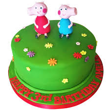 peppa pig cakes peppa pig cake buy online free uk delivery new cakes