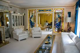 Floor Plan Of Graceland Expensive Living Rooms Other Notable Residents Of The Hidden