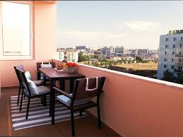 apartment with balcony quad 3 serviced apartment with balcony air cond garage city