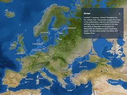 Future Map Of The World by Map Of Sea Level Rise Europe Future World Pinterest