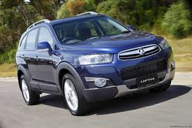 chevrolet captiva 2011 2011 holden captiva series ii on sale in march photos 1 of 31
