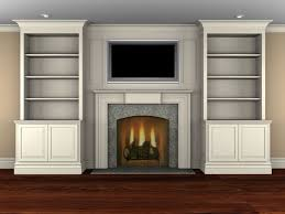 Fireplace Bookshelves by How Not To Fit Built In Bookcases To A Fireplace With A Mantel
