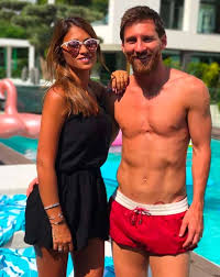 lionel messi reveals new intimate tattoo of his wife u0027s lips inked
