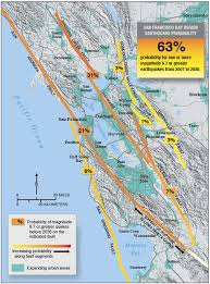 mapping fault lines in earthquake maps musings on maps